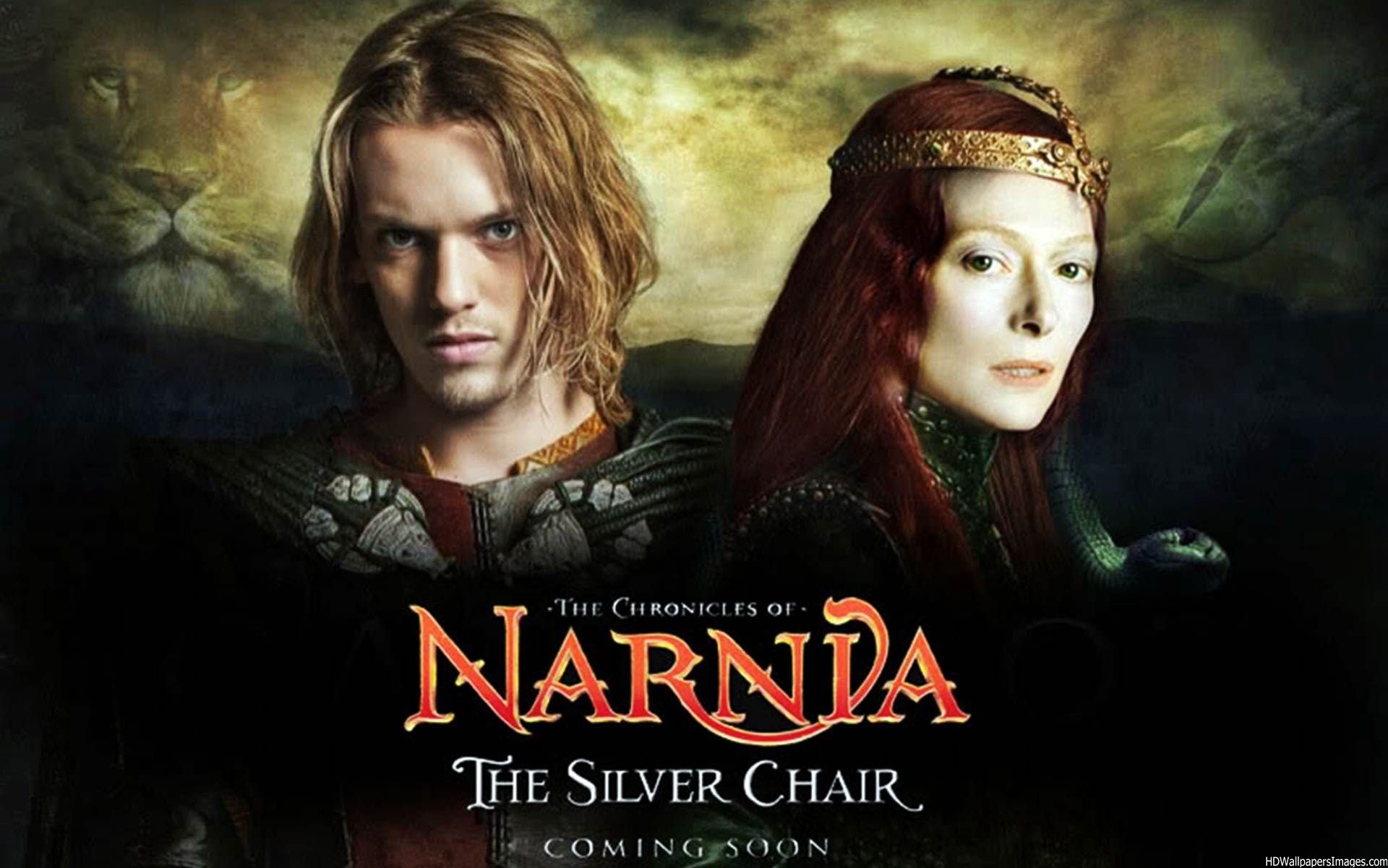 Breaking Narnia News Narnia 4 – The Silver Chair am